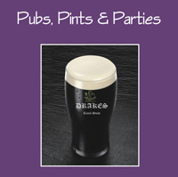 Pubs Pints & Parties